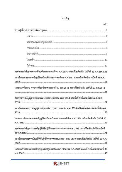 แนวข้อสอบ นักวิชาการพัฒนาชุมชน กรมการพัฒนาชุมชน 2563